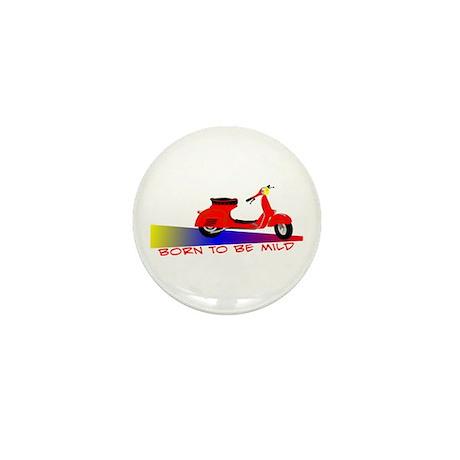 Born To Be Mild Mini Button (10 pack)