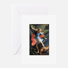 Cute Catholicism Greeting Card