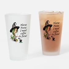 HALLOWEEN WITCH - HOCUS POCUS I NEE Drinking Glass
