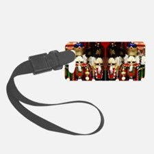 Nutcracker Soldiers Luggage Tag