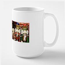 Nutcracker Soldiers Large Mug