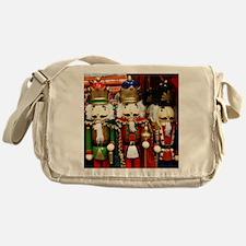 Nutcracker Soldiers Messenger Bag