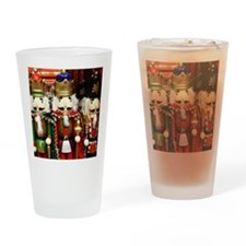 Nutcracker Soldiers Drinking Glass
