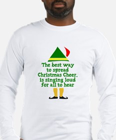Cute Christmas story quotes Long Sleeve T-Shirt