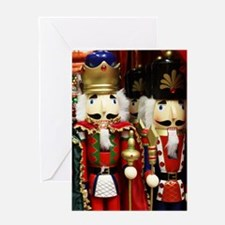 Nutcracker Soldiers Greeting Cards