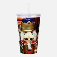 Nutcracker Soldiers Acrylic Double-wall Tumbler