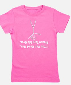 Upside down Girl's Tee