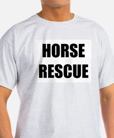 Cute Hope horse rescue T-Shirt