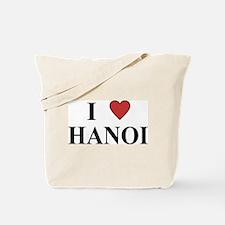 I Love Hanoi Tote Bag