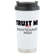 Maintenance Man Travel Mug