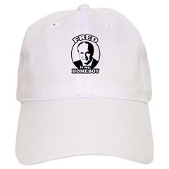 Fred Thompson is my homeboy Baseball Cap