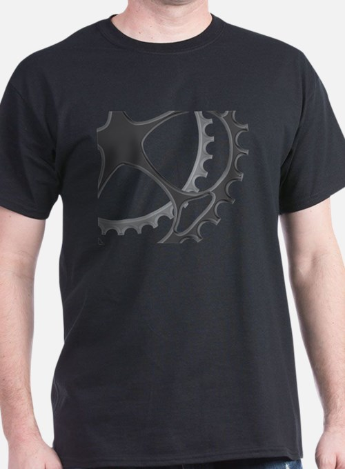Cute Bicycle parts T-Shirt