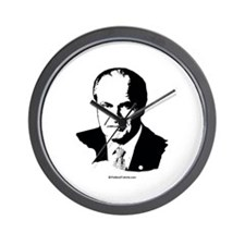 Fred Thompson Face Wall Clock