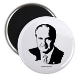 Fred Thompson Face Magnet