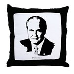 Fred Thompson Face Throw Pillow