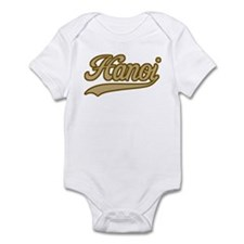Retro Hanoi Infant Bodysuit