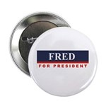 Fred Thompson for President Button