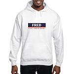 Fred Thompson for President Hooded Sweatshirt