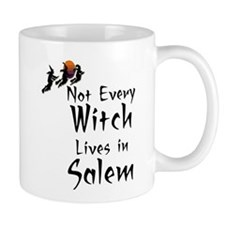 Cute Halloween witch Mug