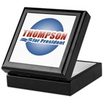 Thompson for President Keepsake Box