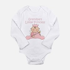 Grandpa Long Sleeve Infant Bodysuit