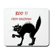 Ringtown Halloween Mousepad