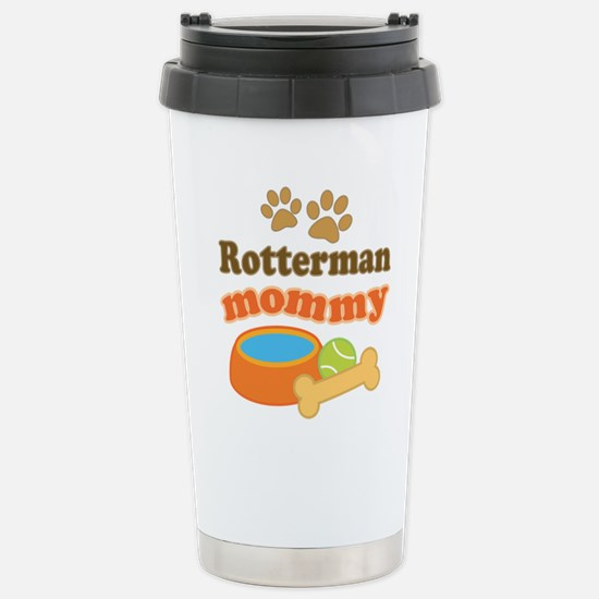 Rotterman mom Mugs