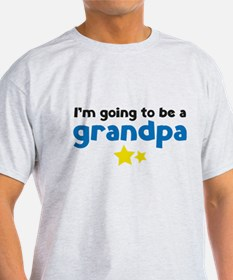 Cool Going to be a grandpa T-Shirt