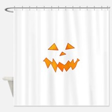 Jack O Laugh Shower Curtain