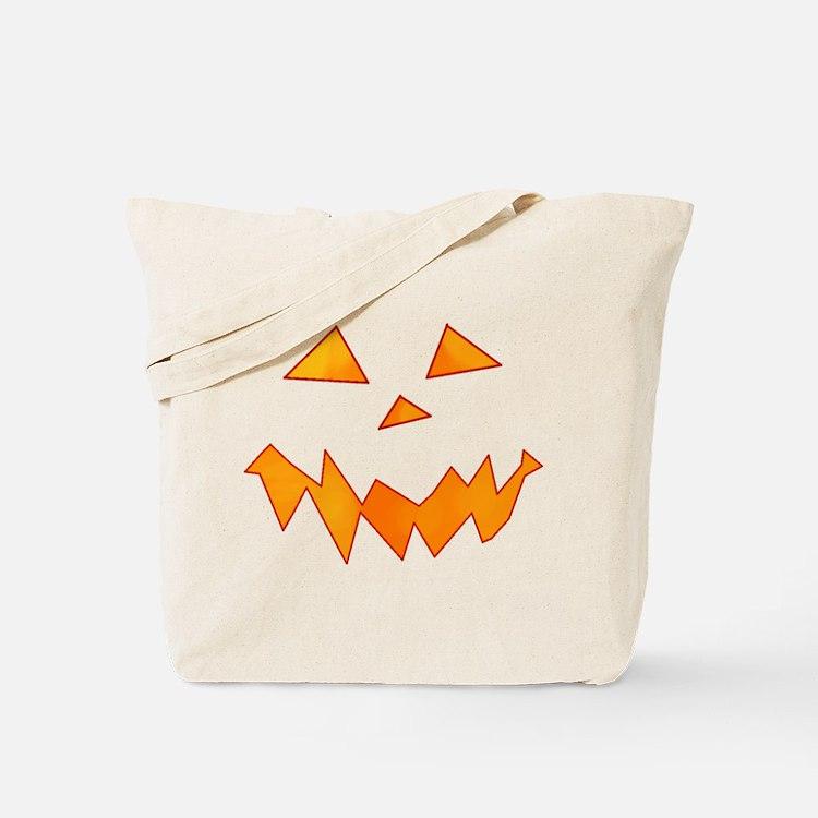 Jack O Laugh Tote Bag