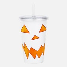 Jack O Laugh Acrylic Double-wall Tumbler