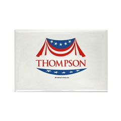 Fred Thompson Rectangle Magnet (100 pack)