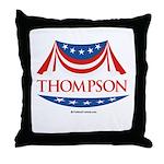 Fred Thompson Throw Pillow