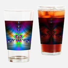 Butterflies and Beetles Drinking Glass