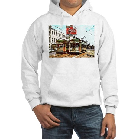 Streetcar Hooded Sweatshirt