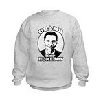 2008 Election Candidates Kids Sweatshirt