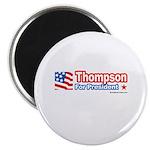 Thompson for President Magnet