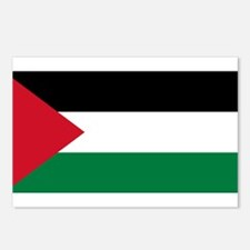 The Palestinian flag Postcards (Package of 8)