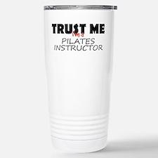 Pilates Instructor Travel Mug
