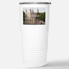 Tower of London, Englan Travel Mug