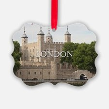 Tower of London, England (caption Ornament