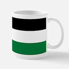 The Palestinian flag Mugs
