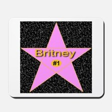 Britney Mousepad