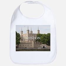 Tower of London, England (caption) Bib