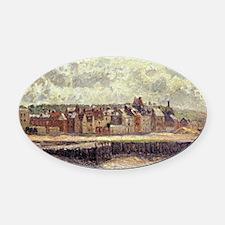 Camille Pissarro - Dieppe, Dunquesne Basin, Sunlig
