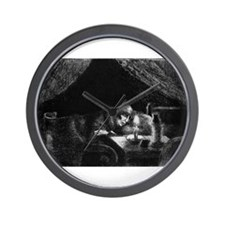 Camille Pissarro - Grandmother Wall Clock