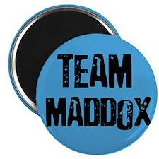 "Team Maddox 2.25"" Magnet (10 pack)"