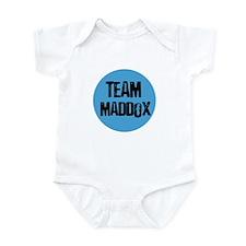 Team Maddox Infant Bodysuit
