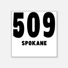 509 Spokane Sticker