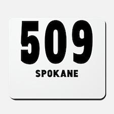 509 Spokane Mousepad